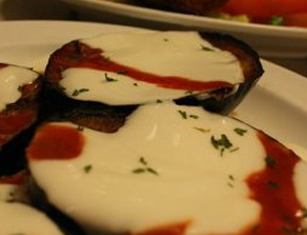 spicy eggplant black sea